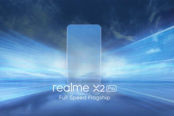Realme X2 Pro teaser image