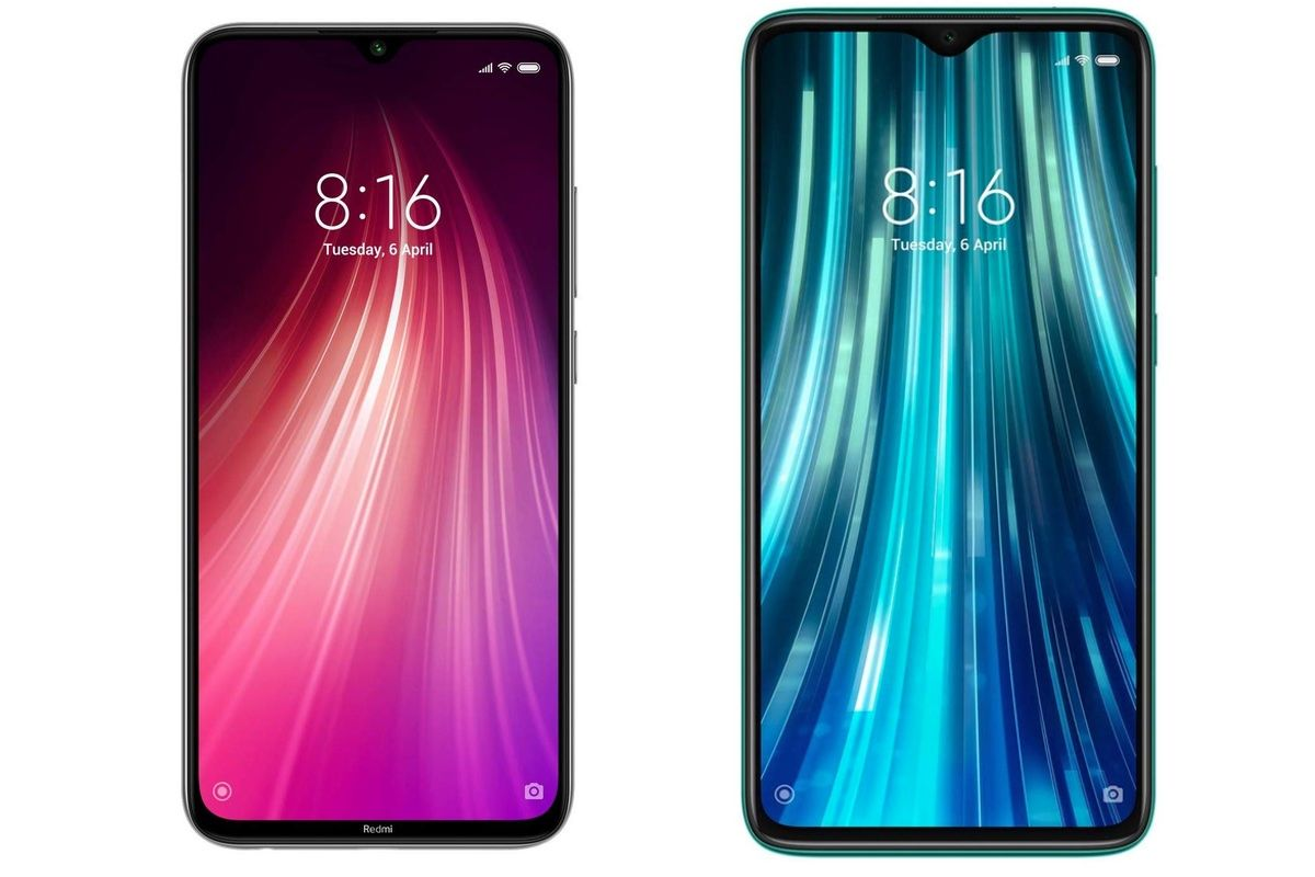 Redmi Note 8 Pro Deep Sea Blue Color Variant Launched Price Features Mysmartprice