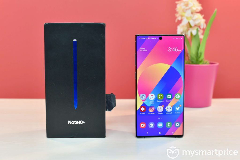 Samsung Galaxy Note 10+ With Box