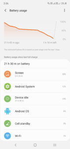 Samsung Galaxy Note 10+ Battery Life