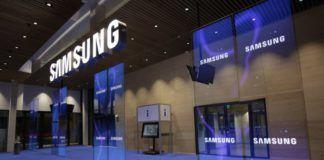 Samsung In-display camera tech
