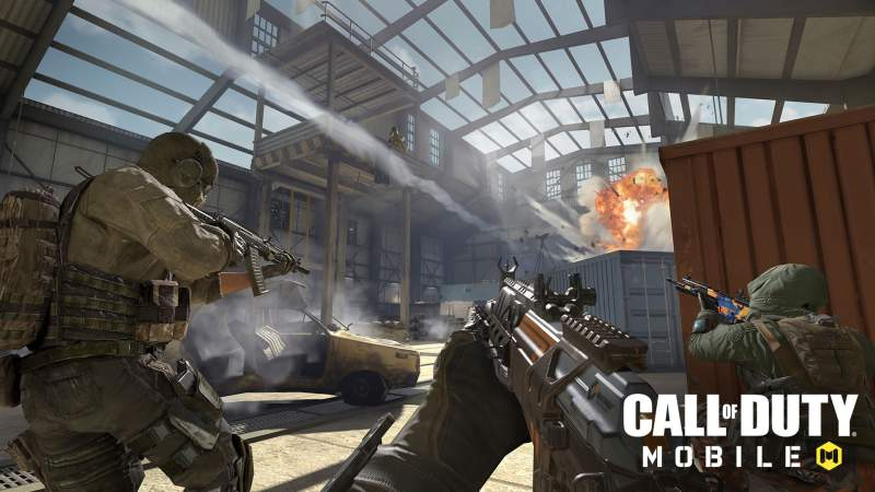 Call of Duty screen 2