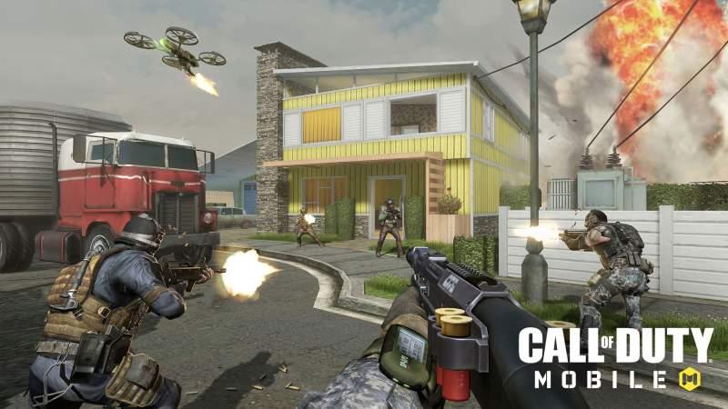 Call of Duty screen 3