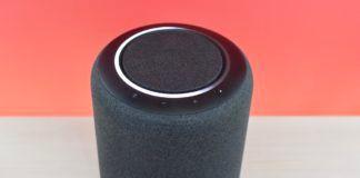 Amazon Echo Studio Volume Control White LED Light Ring