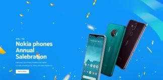 Nokia Black Friday sale in India
