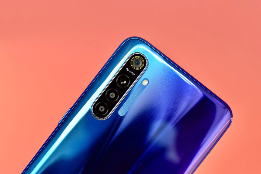 Realme XT Rear 64MP Quad Camera
