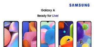 Samsung Galaxy A10s, A20s, A30s, A50s, A70s