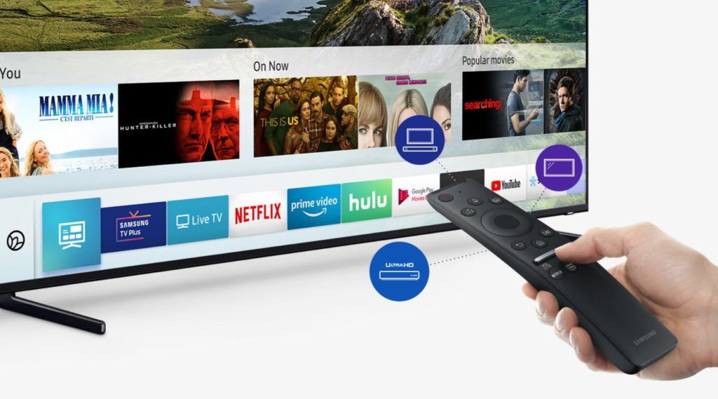 Samsung Tizen Smart TV Apps Features