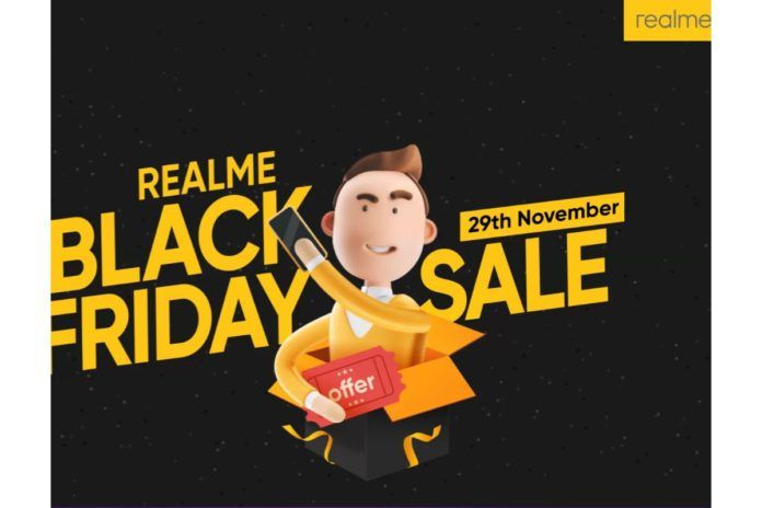 realme black friday sale