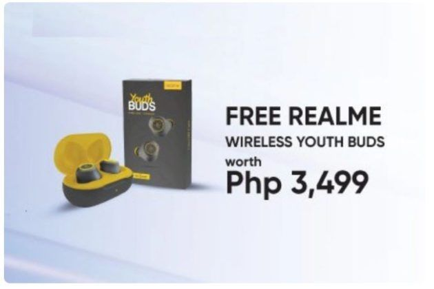 realme wireless youth buds