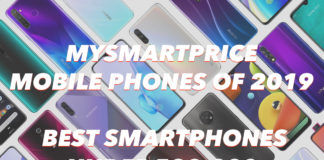 MySmartPrice Mobile Phones Of The Year Awards Best Smartphones Under 2019