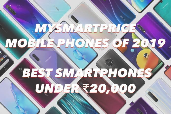 MySmartPrice Mobile Phones Of The Year Awards Best Smartphones Under 2019