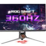Asus rog swift 360hz gaming monitor featured