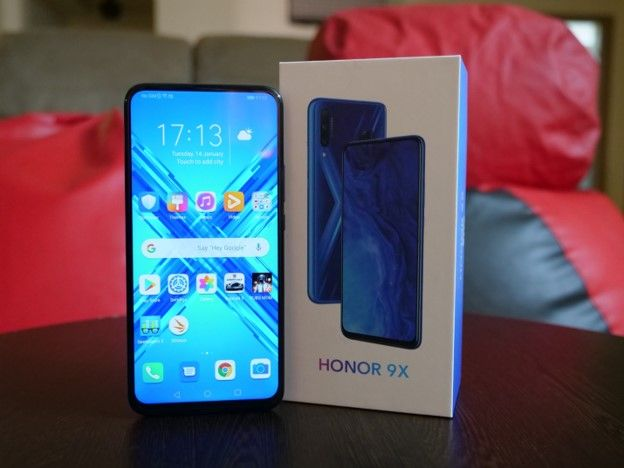 HONOR 9X With Box