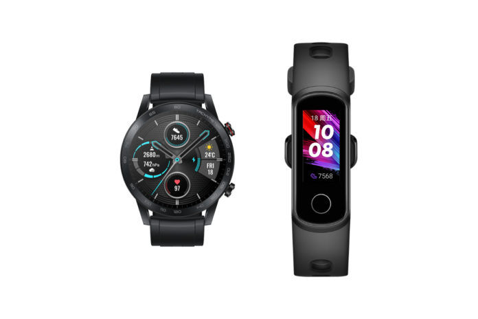 Honor MagicWatch 2 and Honor Band 5i