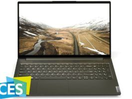 lenovo latest laptops ces