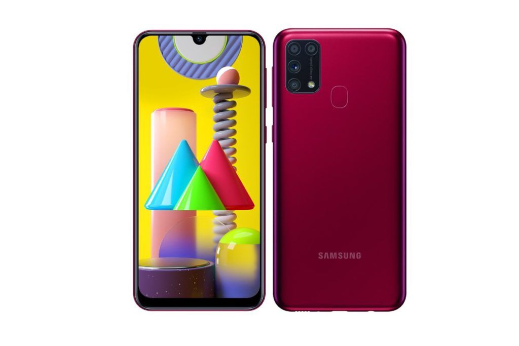 Samsung Galaxy M31 Renders In Blue Black And Red Colors Leaked Online Ahead Of The Launch Mysmartprice