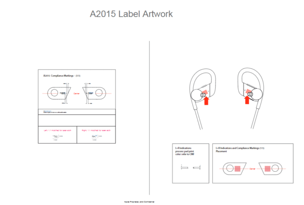 Apple Powerbeats 4 FCC