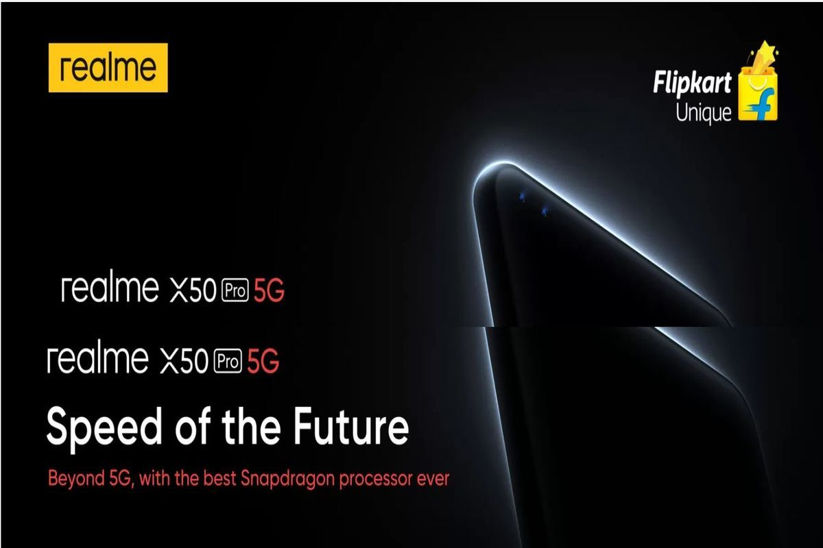 Realme X50 Pro To Launch In India As Flipkart Exclusive On