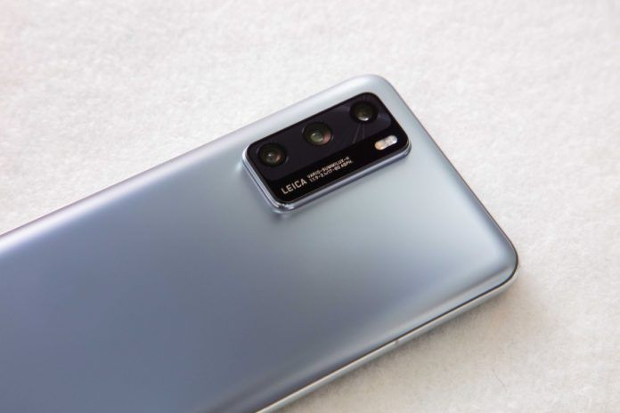 Huawei P40 Pro Launched