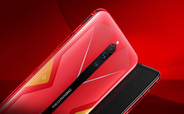 Nubia Red Magic 5G specs