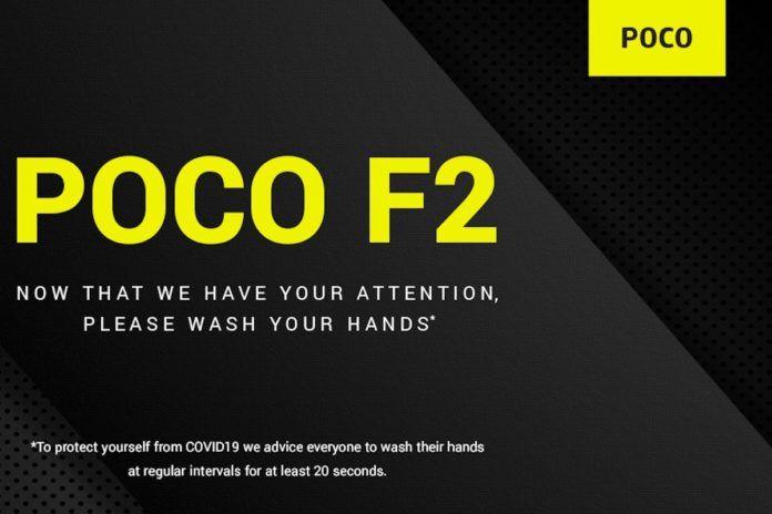 POCO F2 Poster