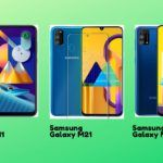 Samsung Galaxy M11 vs Samsung Galaxy M21 vs Samsung Galaxy M31