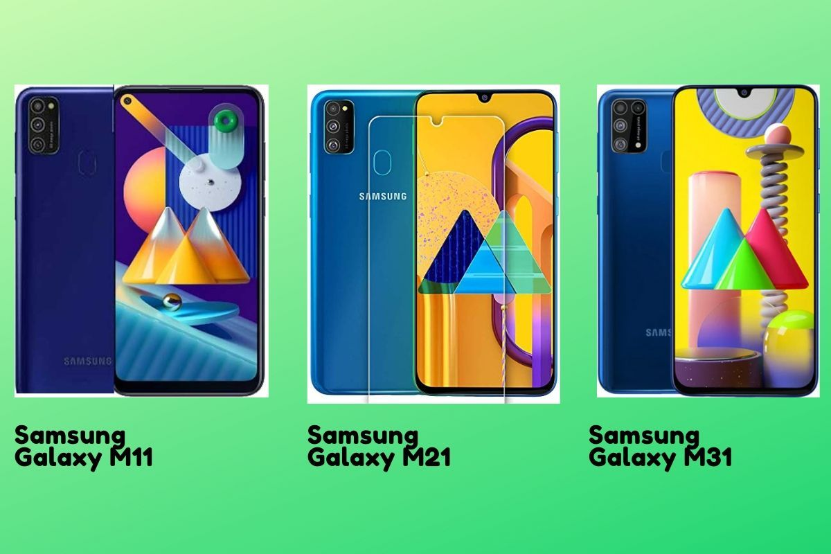 Samsung Galaxy M11 Vs Samsung Galaxy M21 Vs Samsung Galaxy M31 What S The Difference In Features Specs Mysmartprice