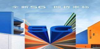 Vivo S6 5G teaser image