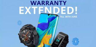 warranty extended