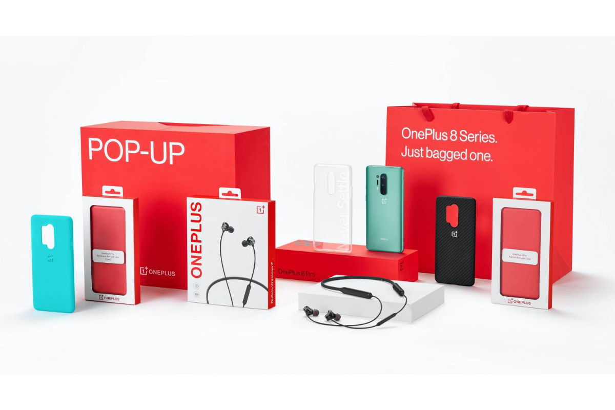 OnePlus 8 Pro Pop-up Box Edition
