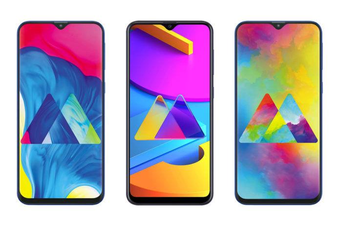 Samsung Galaxy M10, Galaxy M10s, Galaxy M20