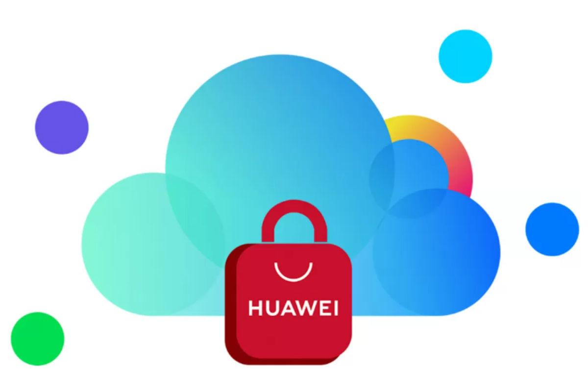 Huawei AppGallery logo