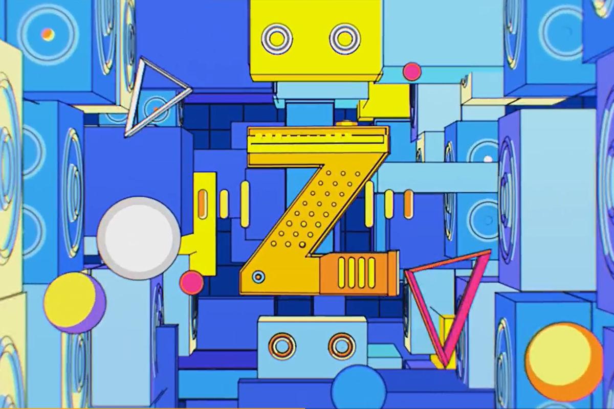 iQOO Z1 official teaser image