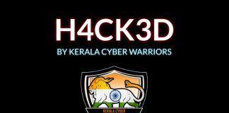 Maneka Gandhi Website Hacked