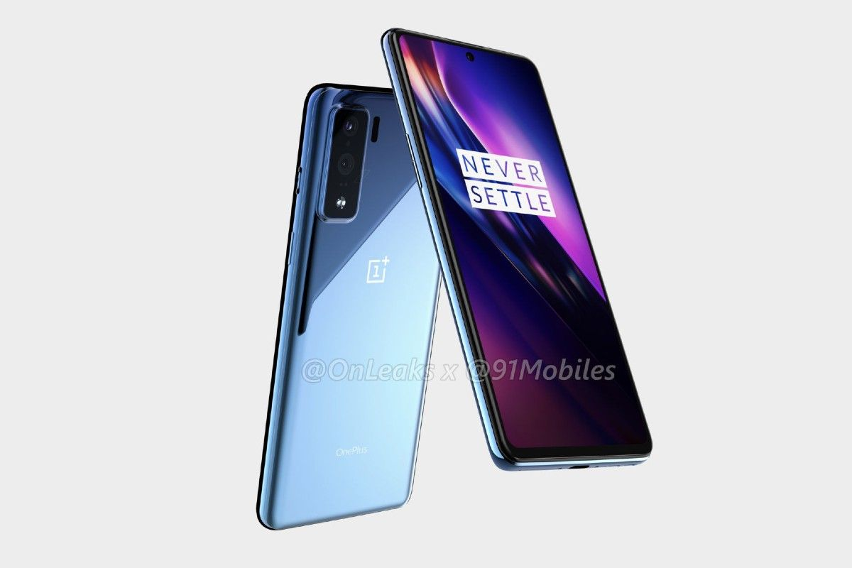 6. OnePlus Nord 5G