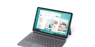 Samsung Galaxy Tab S7 Plus Representational