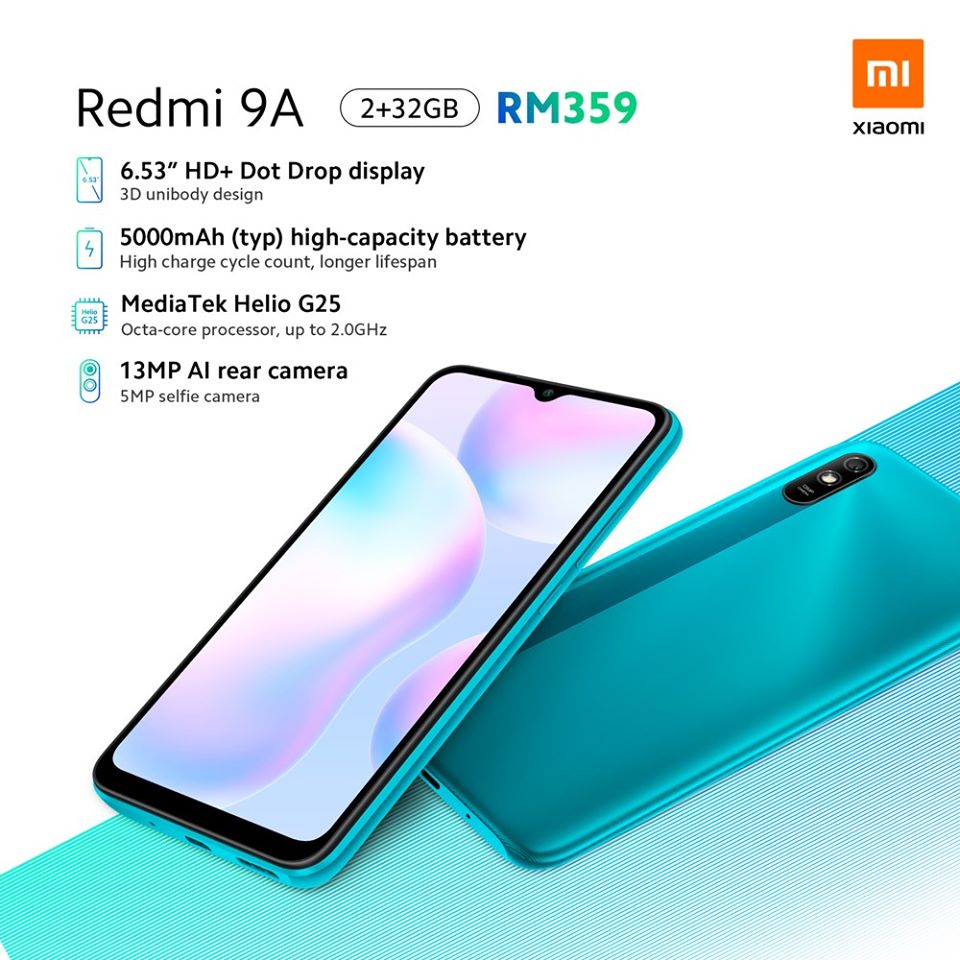 redmi 9a featured image