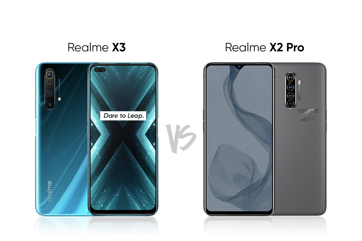 Realme X3 Vs Realme X2 Pro What S The Difference In Price In