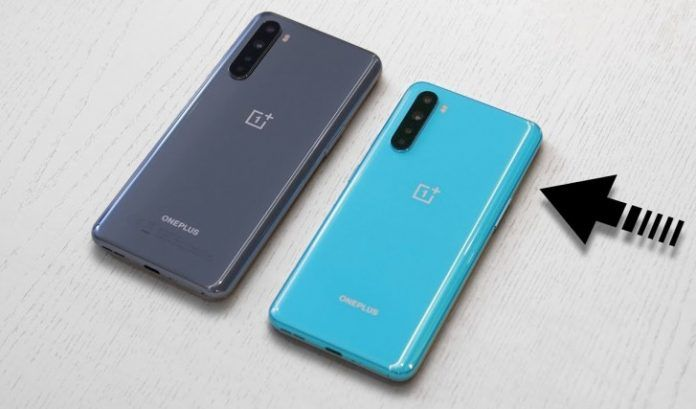 oneplus nord color variants