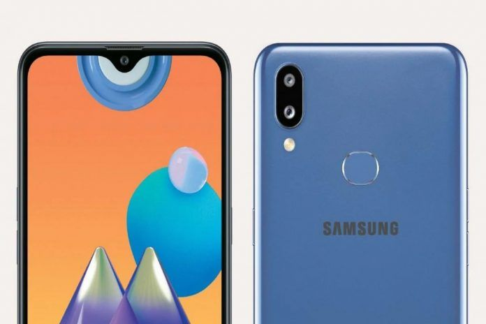 Galaxy M01 featured