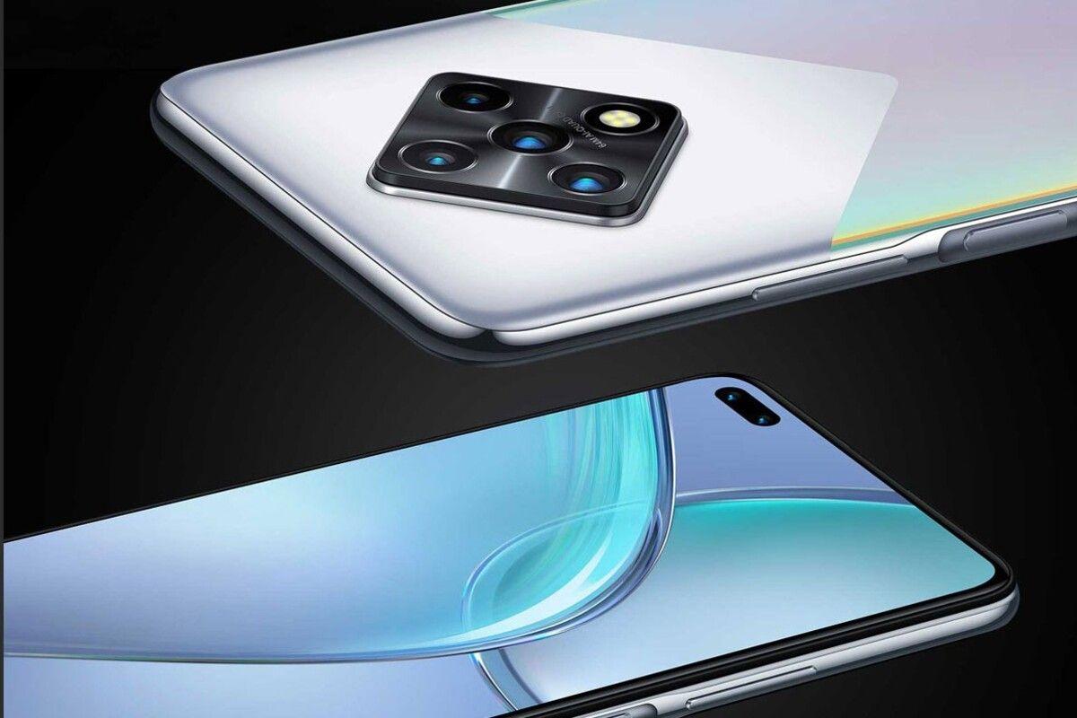 infinix zero 8 smartphone