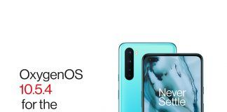 OnePlus Nord Oxygen OS Update