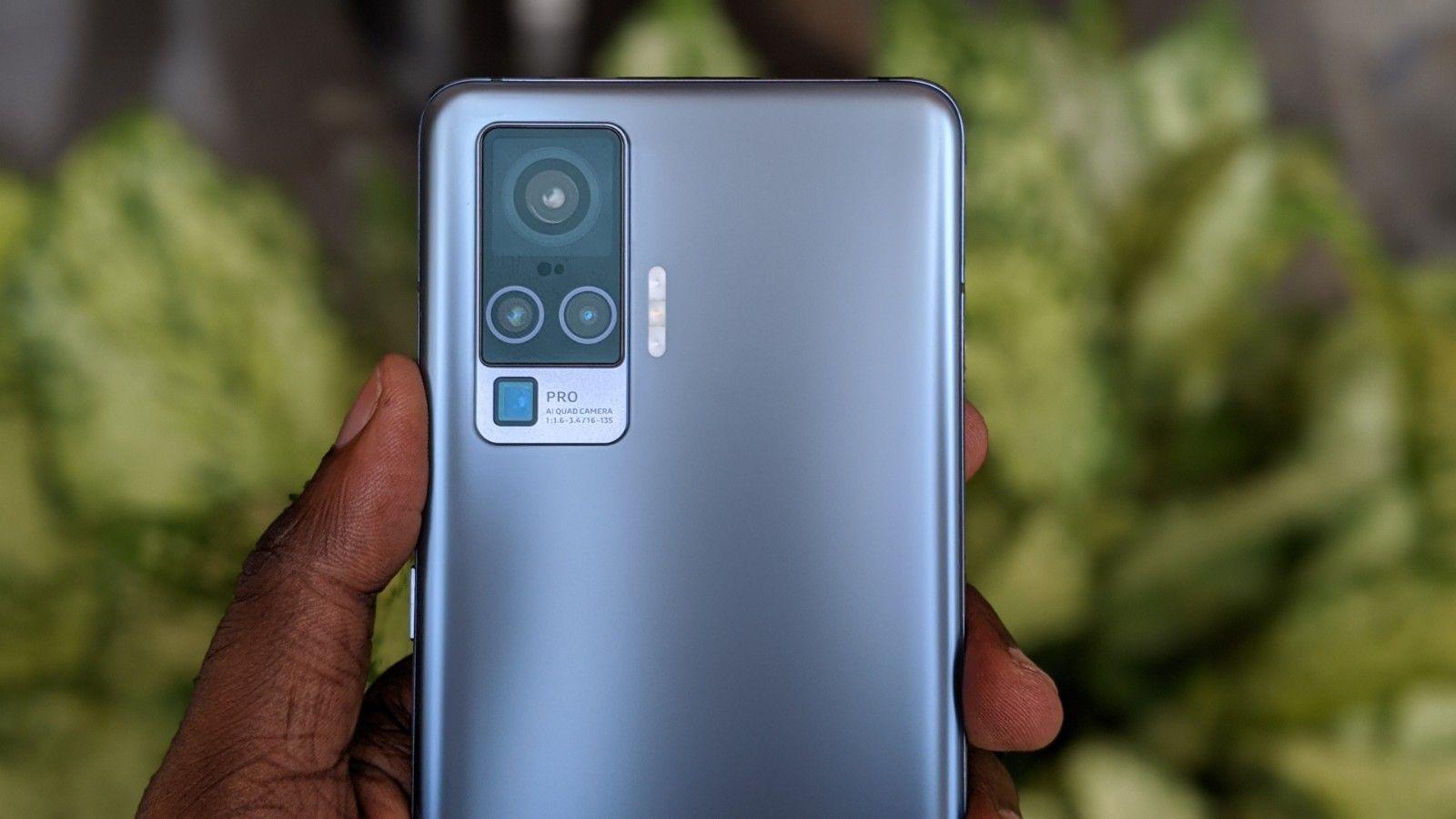 Vivo X50 Pro Camera