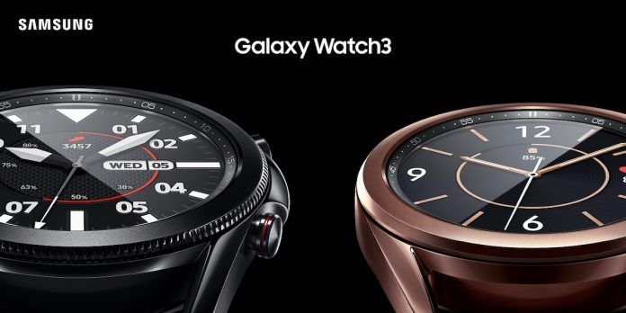This is not the Samsung Galaxy Watch 4. Image used for representation.