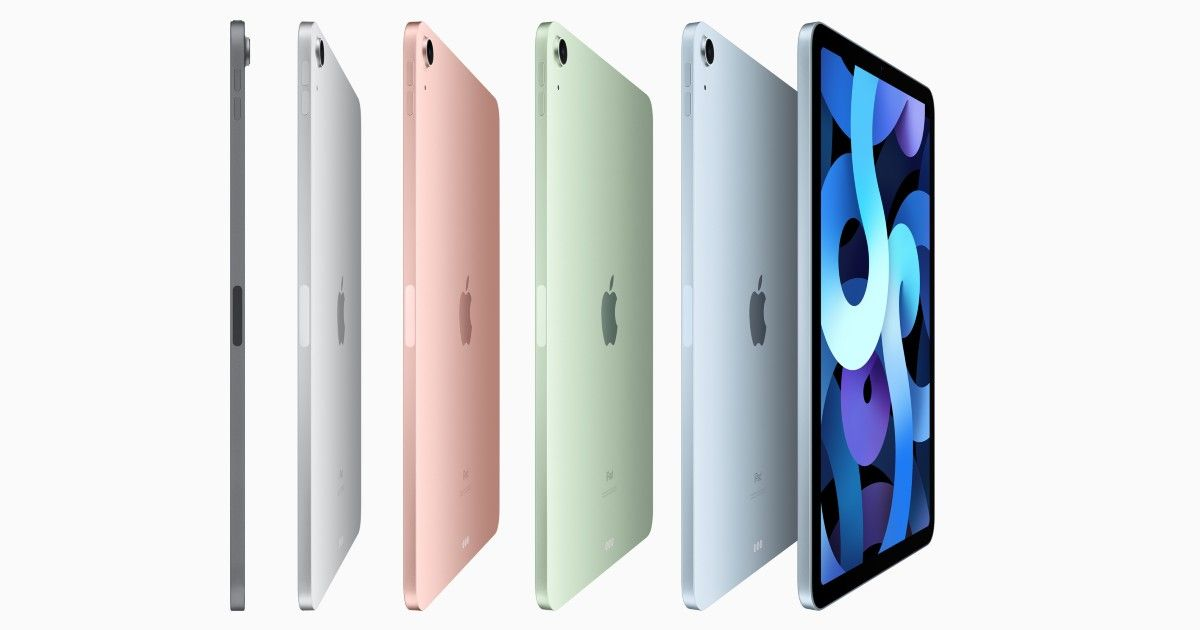 Apple Launches Ipad Air 4th Gen With A14 Bionic Processor And 8th Gen Ipad Featuring 10 2 Inch Retina Display Mysmartprice