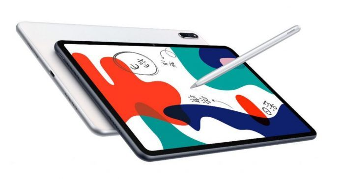Huawei MatePad 5G launched