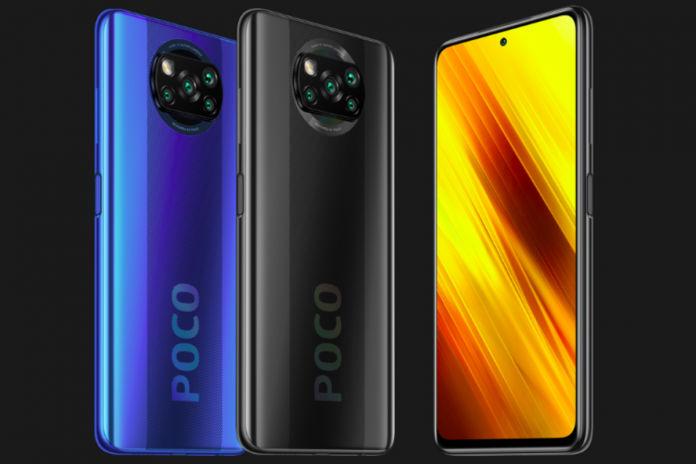 Poco X3 to rebrand as Redmi Note 10.