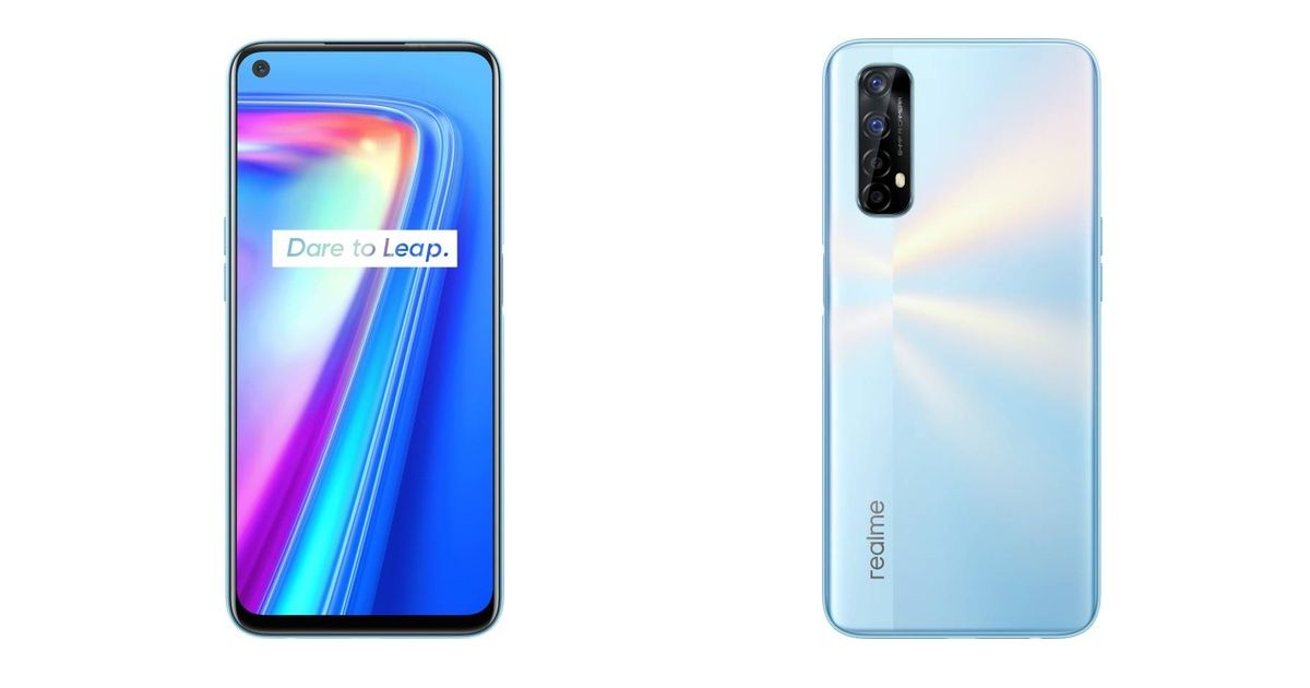 Realme 7 First Sale in India Today at 12 Noon Via Flipkart ...