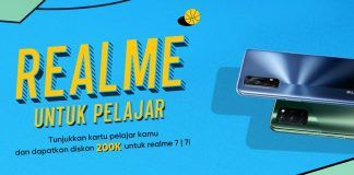 Realme 7i India Support page